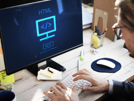 Static HTML Web Development