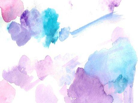Illustration, watercolors