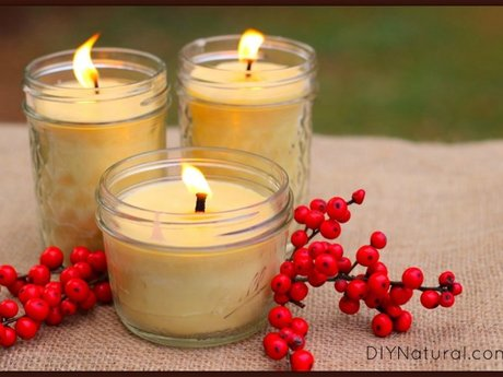 Custom Scented Candle for You