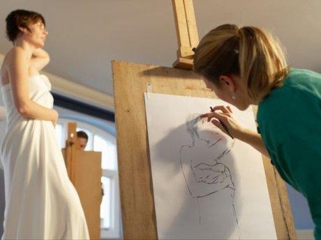 Art Modeling Handbook