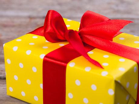Gift consulantation