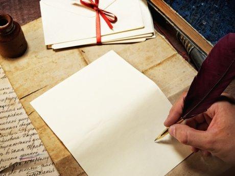 Calligraphy Documents!