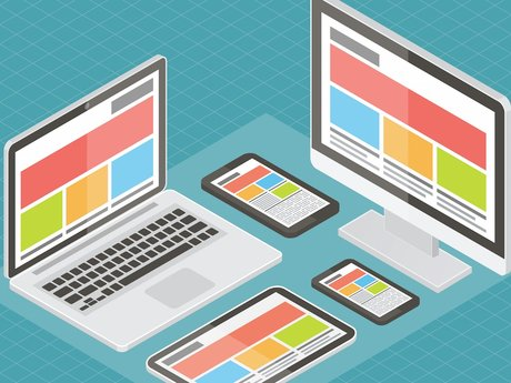 UI and UX review of websites