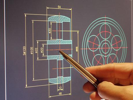 3D CAD design/Catia design help