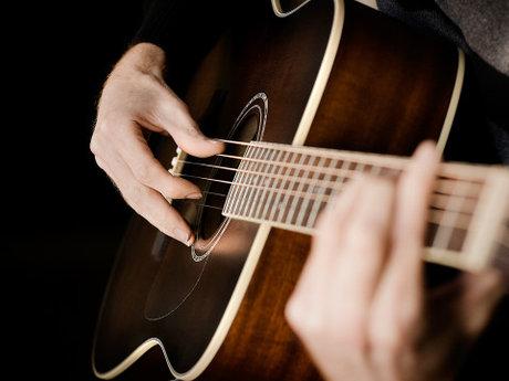 1 hour beginner guitar lesson