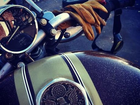 Motorcycle repair diagnosis
