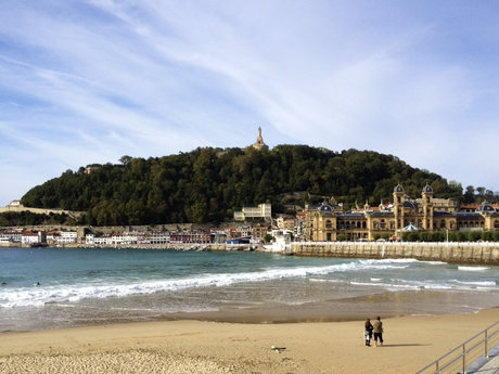 Some beach in Spain