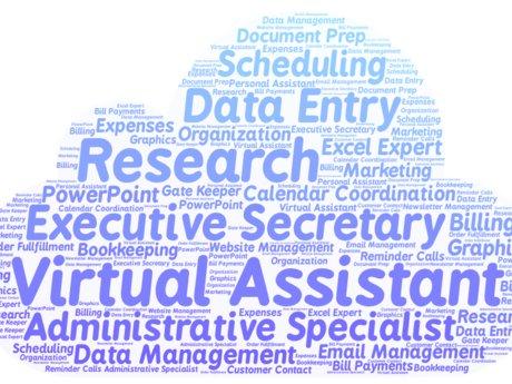 Virtual Executive Admin Assistant