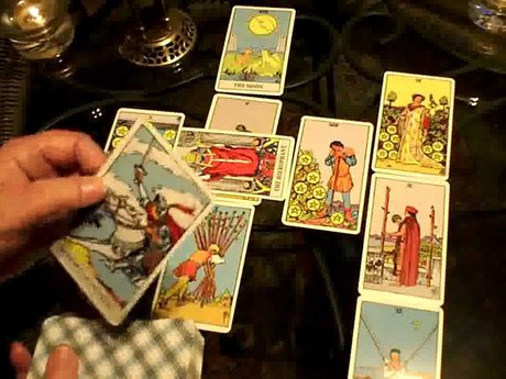 10 Tarot Card Reading