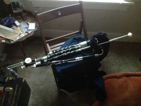Uilleann pipe lessons