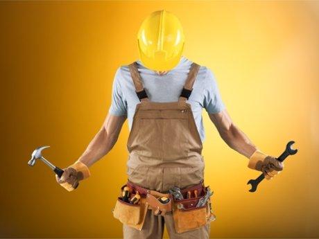 Labor man