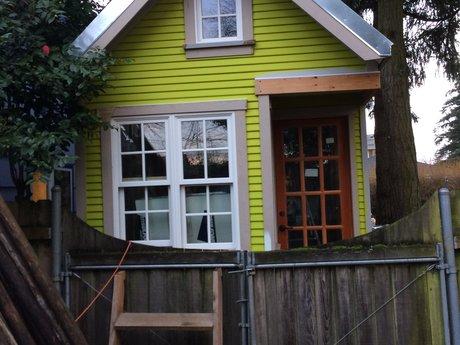 Advice for building a tiny house