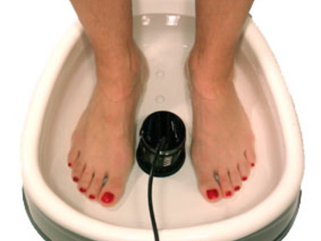 30-Min Ionic Detoxifying Foot Bath