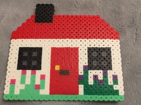 Friendly Neighbors Fuse Bead