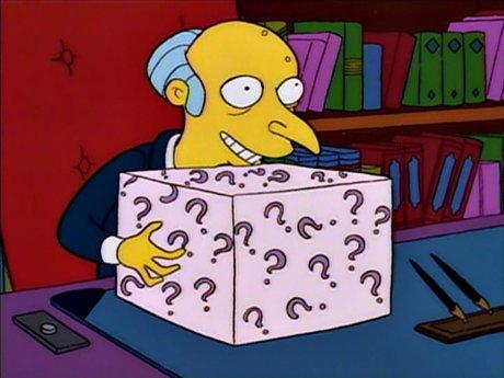 Mystery box. Receive a Random Book!