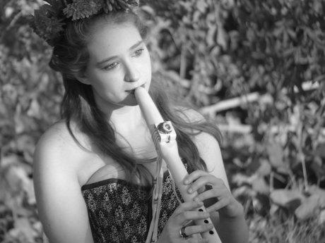 Native American Flute Lesson