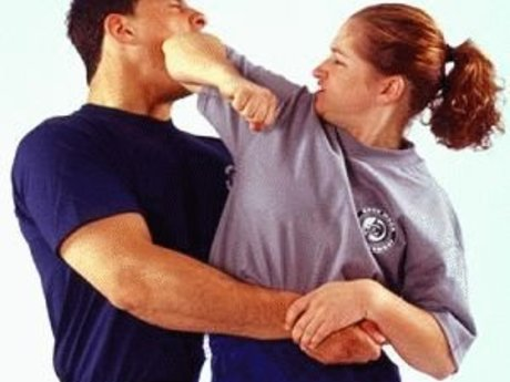 Self-defense training.
