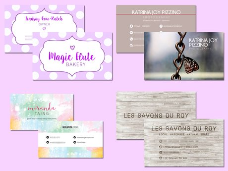 Design you a business card