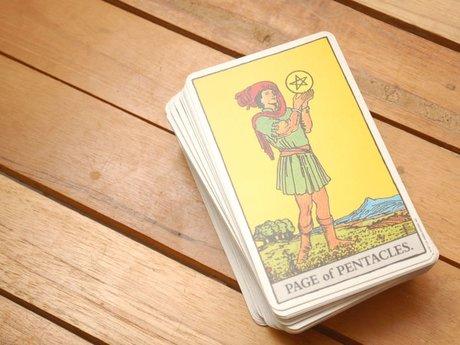 Journey Into Symbolism Card Reading
