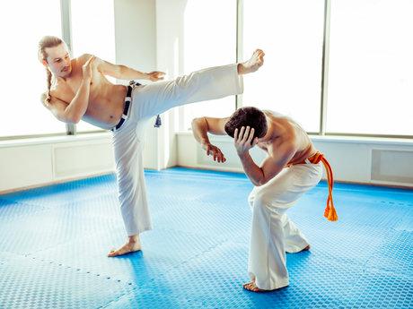 1h Kickboxing/ Personal Training