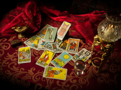 Tarot readings and Chakra balancing