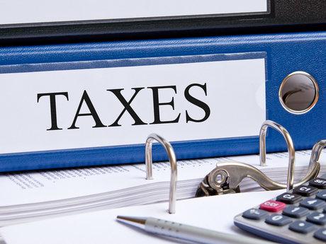 Professional tax preparation