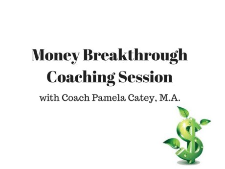 Money Breakthrough Coaching Session