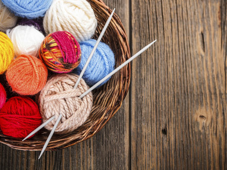 Knitting basics!