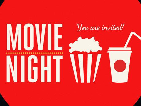 Movie night together