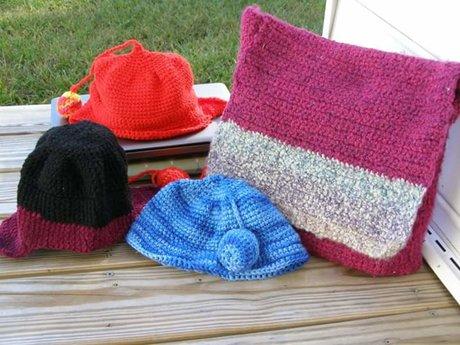 Beginner Crochet Lessons