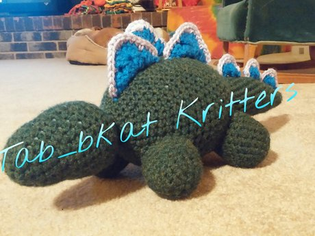 Custom crochet crafts and patterns