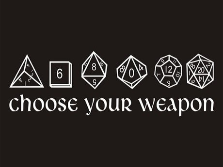 Dungeon Master for you