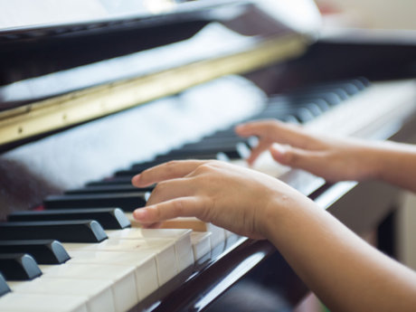 Basic Private Piano Lessons