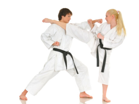 A Month of Karate Lessons