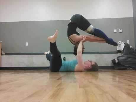 Private Acro Yoga Lessons