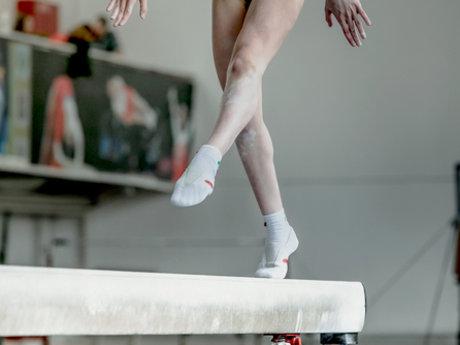Private gymnastics lessons