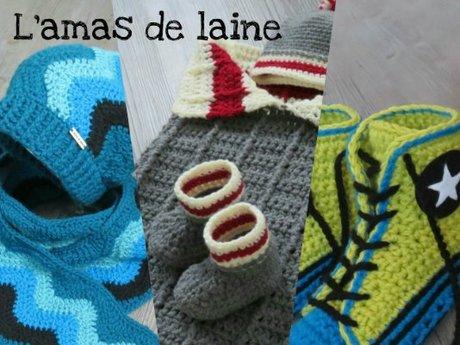 Introduction au crochet - 30 min