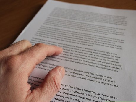 Essay Review & Improvement