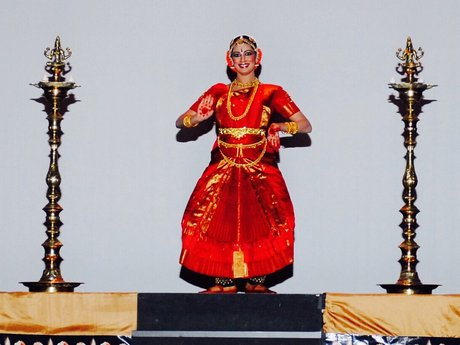 Indian Dance Lessons