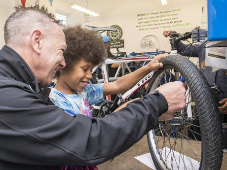 Fix your bike / bicycle maintenance