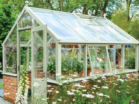 Customized Greenhouse Design