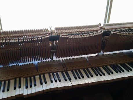 Piano Tuning Introduction