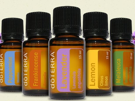 doTerra Essential Oils Consultation