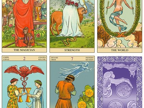Virtual Validation Tarot Reading