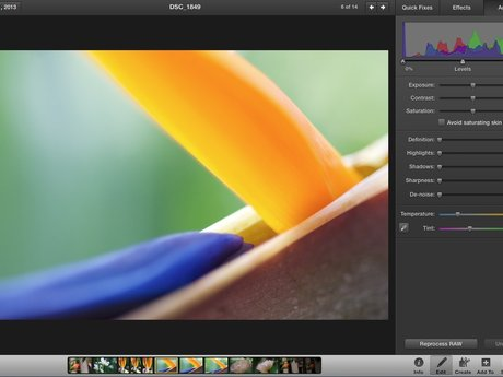 60-min Intro to Editing with iPhoto