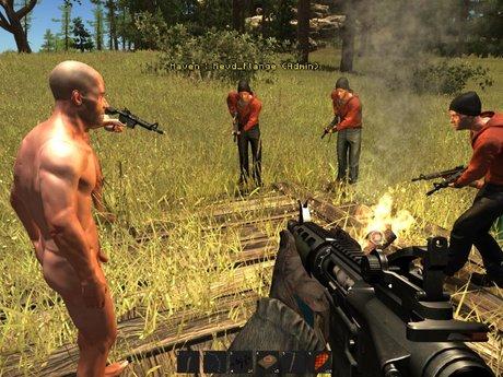 Video Game Hitman