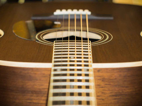 Basics of acoustic guitar in 1h
