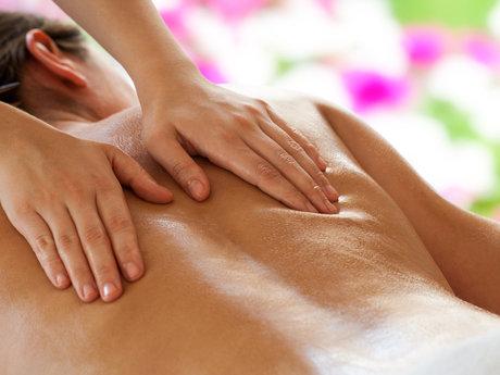 1 1/2 hour massage!