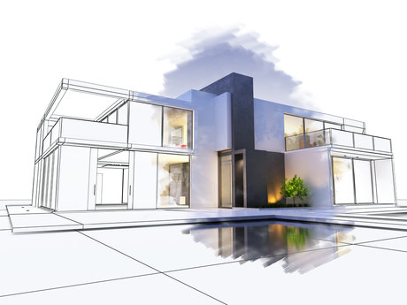 Digital Architectural Rendering