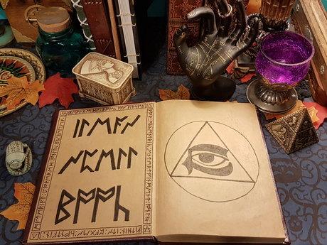 Write in Runes